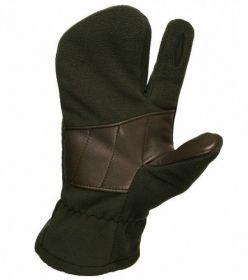 AFARS rukavice tříprsté fleece