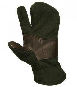 AFARS rukavice tříprsté fleece - levý pár