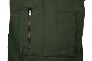 AFARS vesta lovecká - zelená kůže