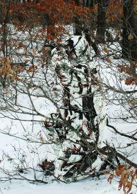 Hillman StealthTec Camo Set komplet zimní kamufláž