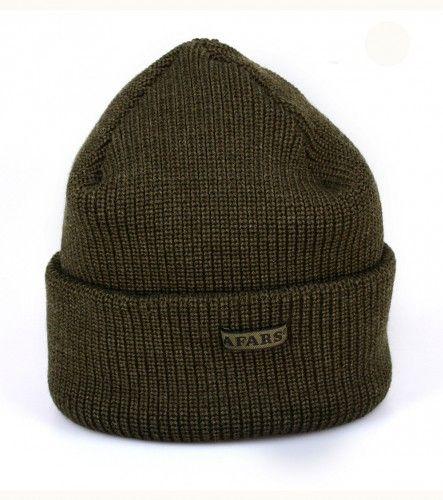 Pletená zimní čepice AFARS