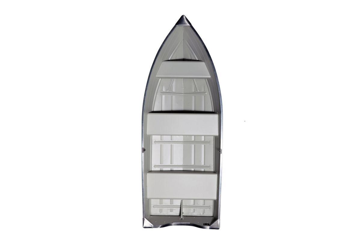 Člun hliníkový Marine 370 S