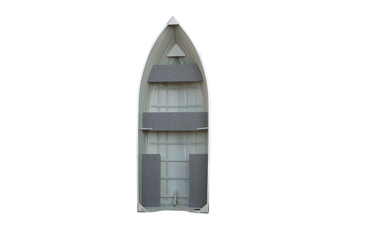 Člun hliníkový Marine 400 U