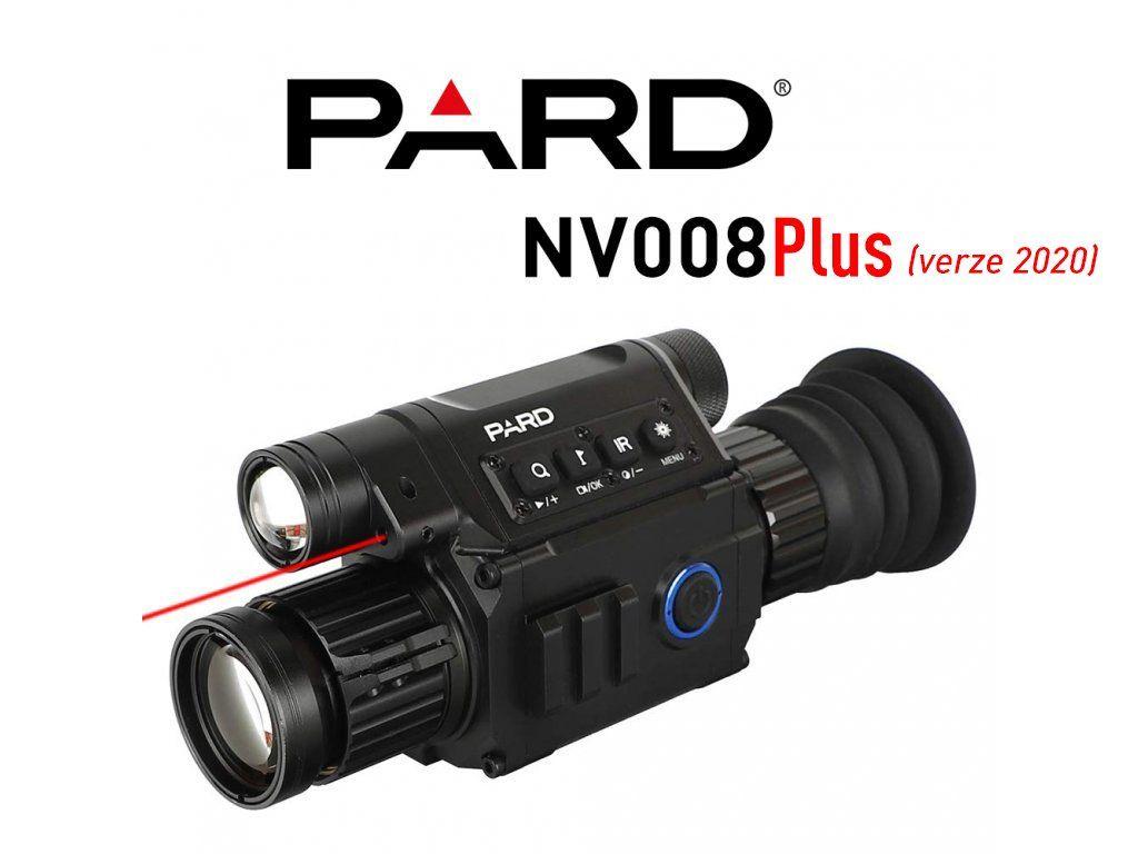 Digitální noční vidění - PARD NV008P (model 2020)