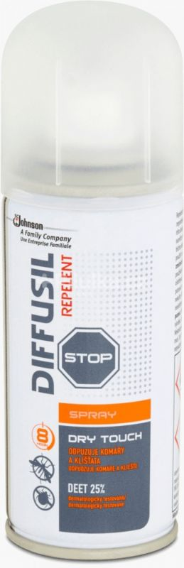 Repelent Diffusil DRY 100ml
