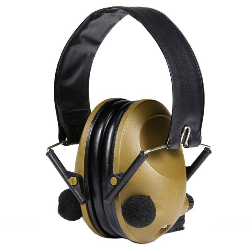 Sluchátka elektronická ACTIV proti hluku COYOTE 101INC