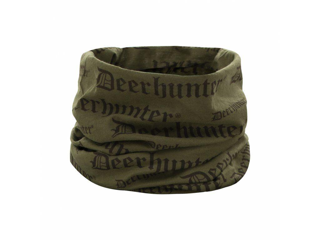 Deerhunter nákrčník - zelený