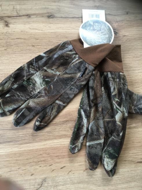 Deerhunter rukavice MAX5 maskovací - 2XL