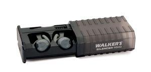 Elektronické špunty do uší Walker's R600