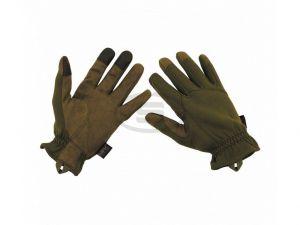 Max Fuchs rukavice střelecké olivové | M, L, XL, XXL