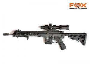 Taktický puškohled FOXsight 1-8x24 FFP