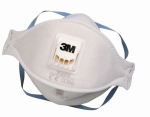 3M Respirátor FFP2 s výdech.ventilkem
