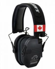 Elektronická sluchátka Walker's Patriot Canada