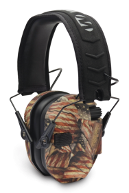 Elektronická sluchátka Walker's Razor Right to bear arms