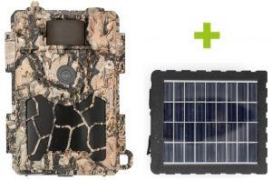 Fotopast OXE Spider 4G a solární panel + stativ!