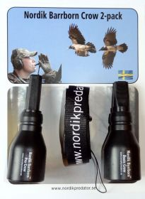 Nordik Barrborn 2-pack