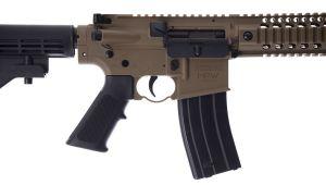 Vzduchovka Crosman Bushmaster MPW Full Auto 4,5mm