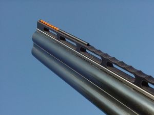 Světlovodná muška pro brokovnici - 7 cm EasyHit