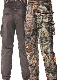 Hillman Hunter Pants zimní kalhoty - kamufláž - DOPRODEJ