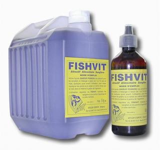 Aroma FISHVIT (ryba) 500g Vitex-Chasse
