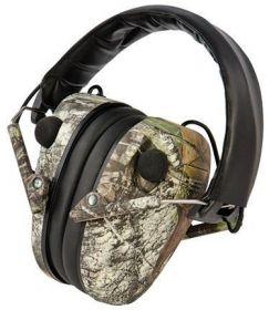Elektronická sluchátka E-MAX™ Low-Profile Mossy Oak