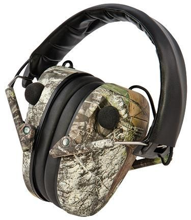 Elektronická sluchátka Caldwell E-MAX™ Low-Profile Mossy Oak