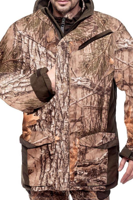 Hillman Bolt Coat lovecká zimní bunda - 3DX kamufláž