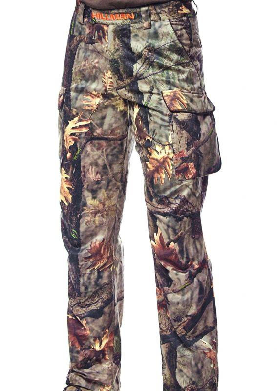 Hillman Hunter Autumn Pants kalhoty letní - kamufláž