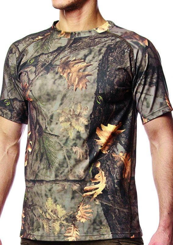 Hillman T-Shirt Short Sleeve triko - kamufláž