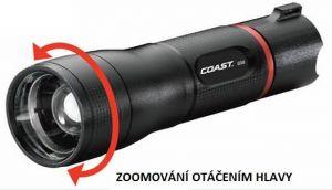 LED svítilna se zoom COAST G50NEU