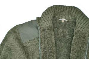 Lovecký svetr Furet s kožíškem LMA