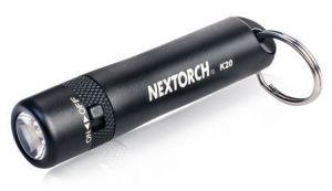 Mini LED svítilna na klíče K20