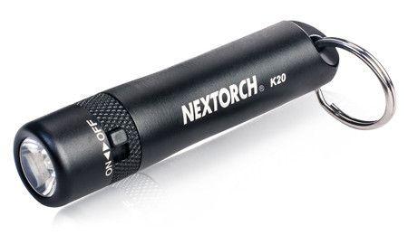 Mini LED svítilna na klíče K20 NexTORCH