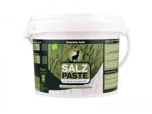Solná pasta jablko - 2kg kbelík EuroHunt