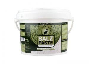 Solná pasta neutrál - 2kg kbelík EuroHunt