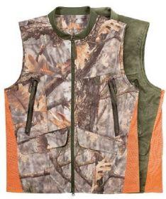 Hillman Tech Summer Vest vesta - lesní zeleň - DOPRODEJ