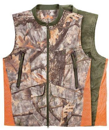 Vesta Hillman Tech Summer Vest lesní zeleň