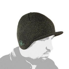 Zimní čepice - WILD - s membránou - zelená
