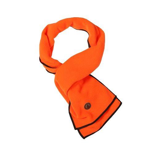 Zimní šála - reflexní oranžová - FOREST 2WOLFS