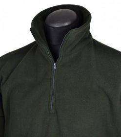AFARS Bunda Fleece, krátký zip