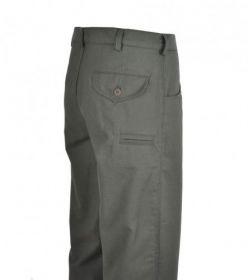 AFARS Kalhoty Twill bez bočních kapes