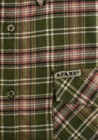 AFARS Košile lovecká kostka A