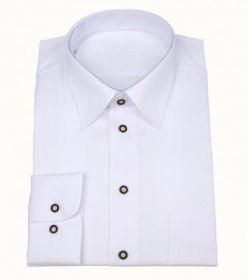 Košile společenská - bílá