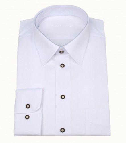 AFARS Košile společenská - bílá