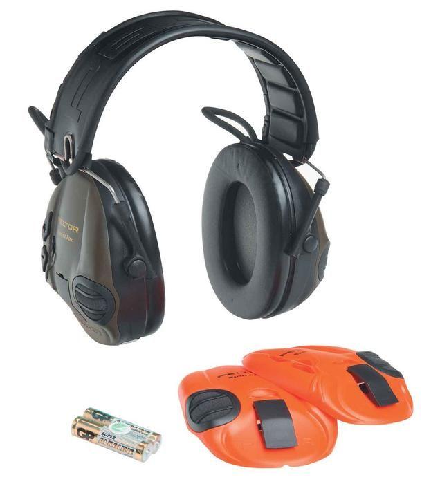 Elektronická střelecká sluchátka - 3M PELTOR SportTac 3M/Peltor