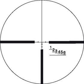 Puškohled Meopta MeoStar R1 7x56
