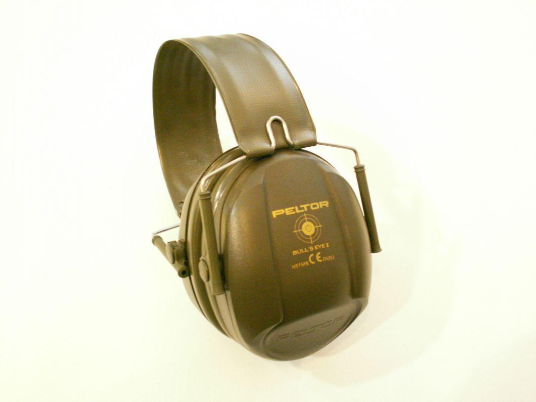 Střelecká sluchátka - 3M PELTOR Bull´s Eye I (GN) 3M/Peltor