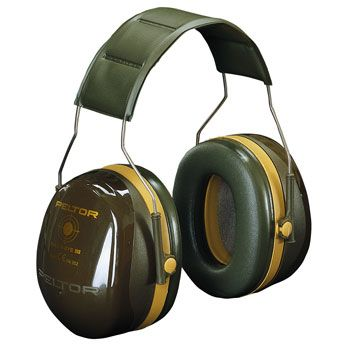 Střelecká sluchátka - Bull´s Eye III 3M/Peltor