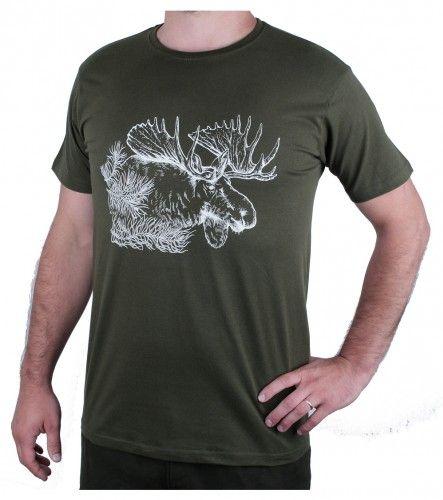 AFARS Myslivecké tričko los
