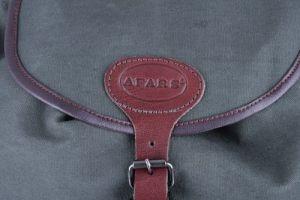 AFARS Myslivecký ruksak plátno menší 2 kapsy